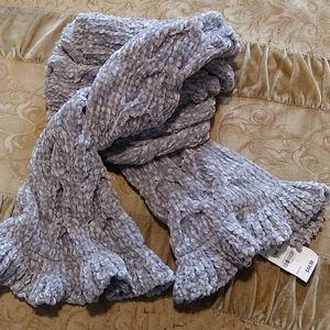 Charter Club grey scarf